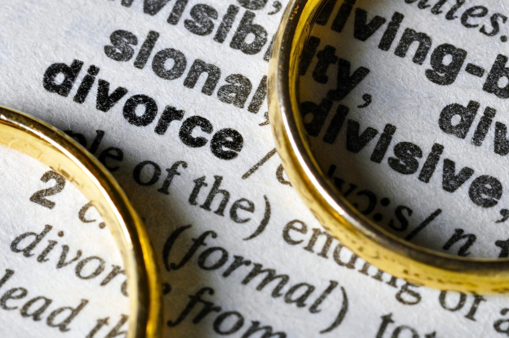 Divorce and Weddings Rings