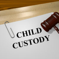 Photo of child custody