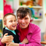 mother-with-her-special-needs-kid